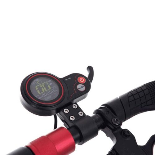 Zero 9 electric scooter LCD display