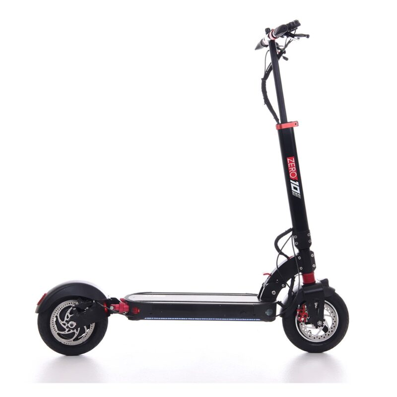 Zero10 Electric Scooter side view