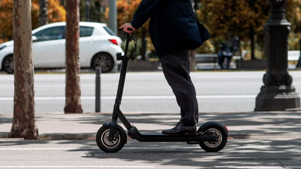 best electric scooters for heavy adults featured image
