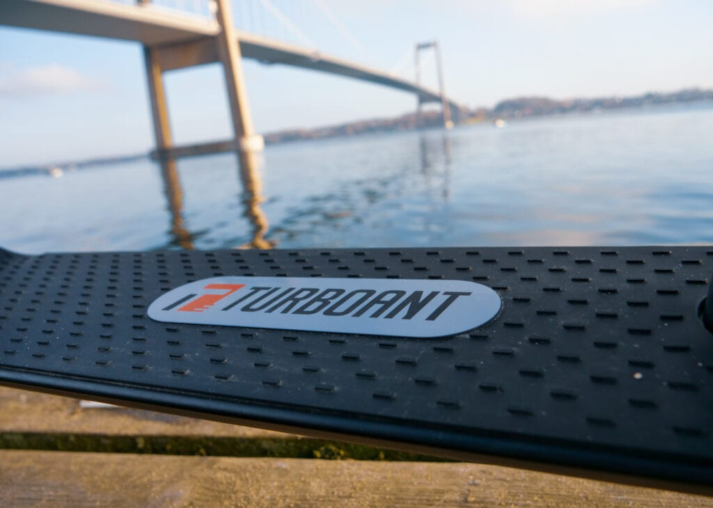 Turboant X7 Pro rugged deck
