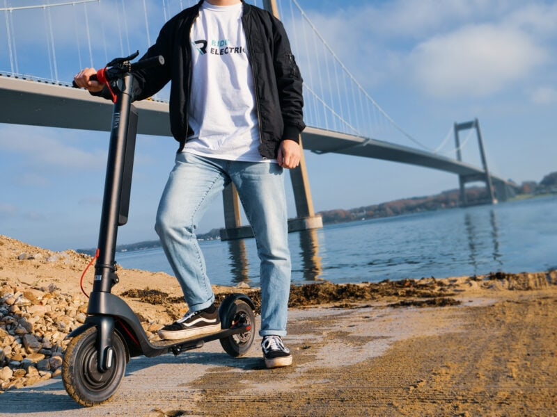 Turboant X7 Pro Electric Scooter Review Featured Image