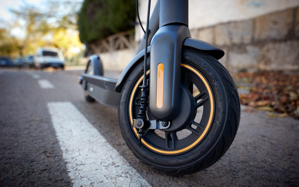 electric scooter tire