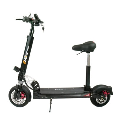 emove cruiser electric scooter with seat
