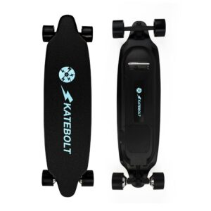 Skatebolt Tornado II Electric Skateboard Review featured image