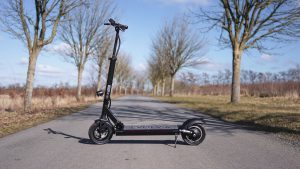 EVOLV Tour XL-R electric scooter
