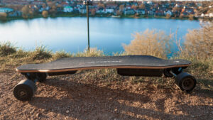 Possway T2 electric skateboard review featured image