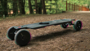 maxfind ff plus electric skateboard review thumbnail