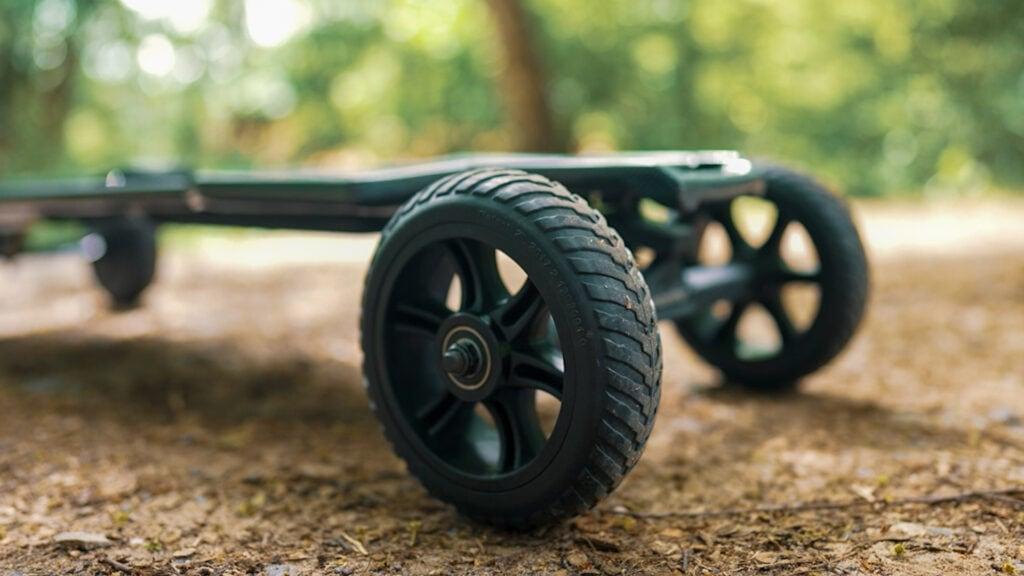 maxfind ff plus large all-terrain wheels