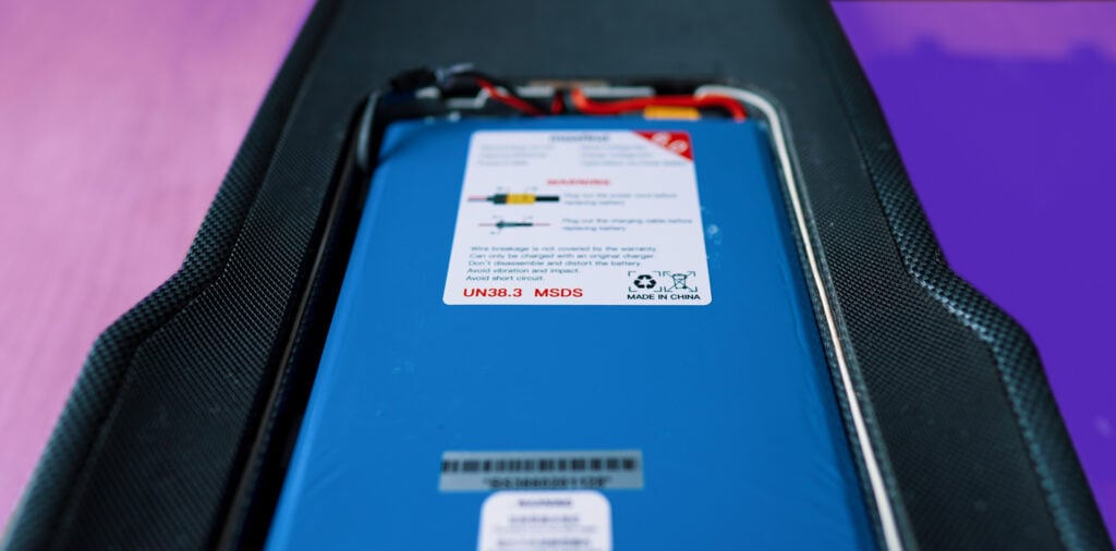 maxfind ff plus quick swap battery pack