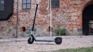 Unagi Model One E500 electric scooter