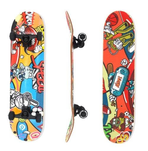 Hiboy Alpha complete skateboard