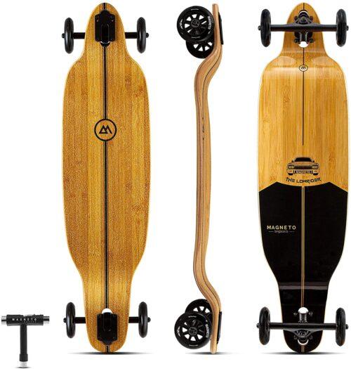 Magneto Low Glider complete skateboard