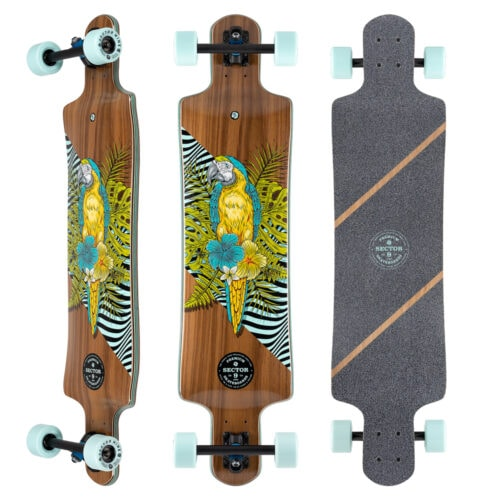 sector 9 fault line perch freeriding skateboard