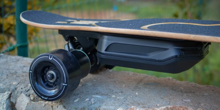 Assembled electric skateboard DIY conversion kit