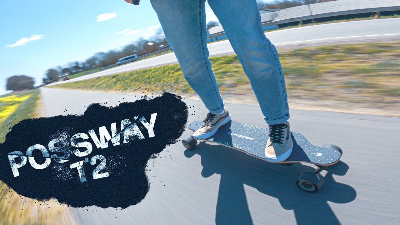 Possway T2 Review - Best Cheap Electric Skateboard Under $500?